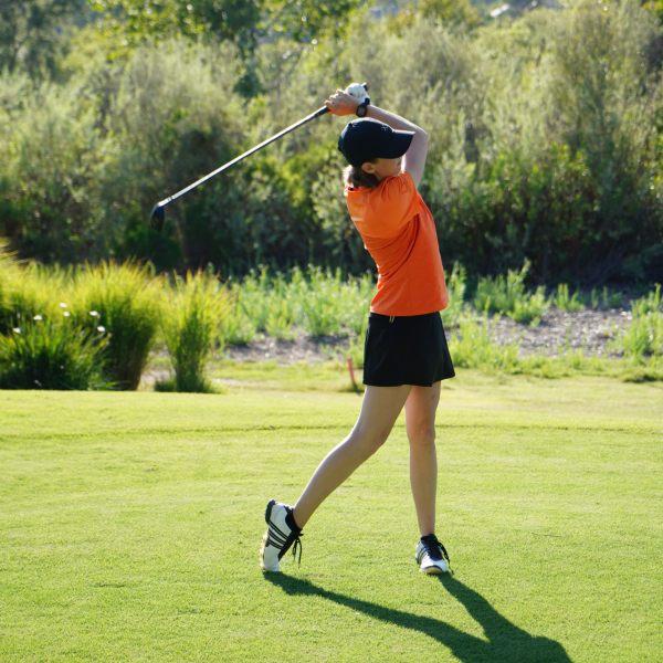 Encuentro - disc test voor golfers