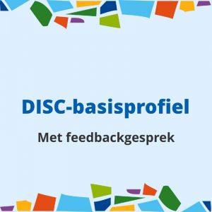 disc-basisprofiel met feedback encuentro