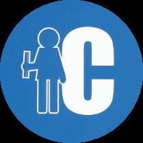 DISC-model letter c
