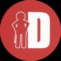 DISC-model letter d