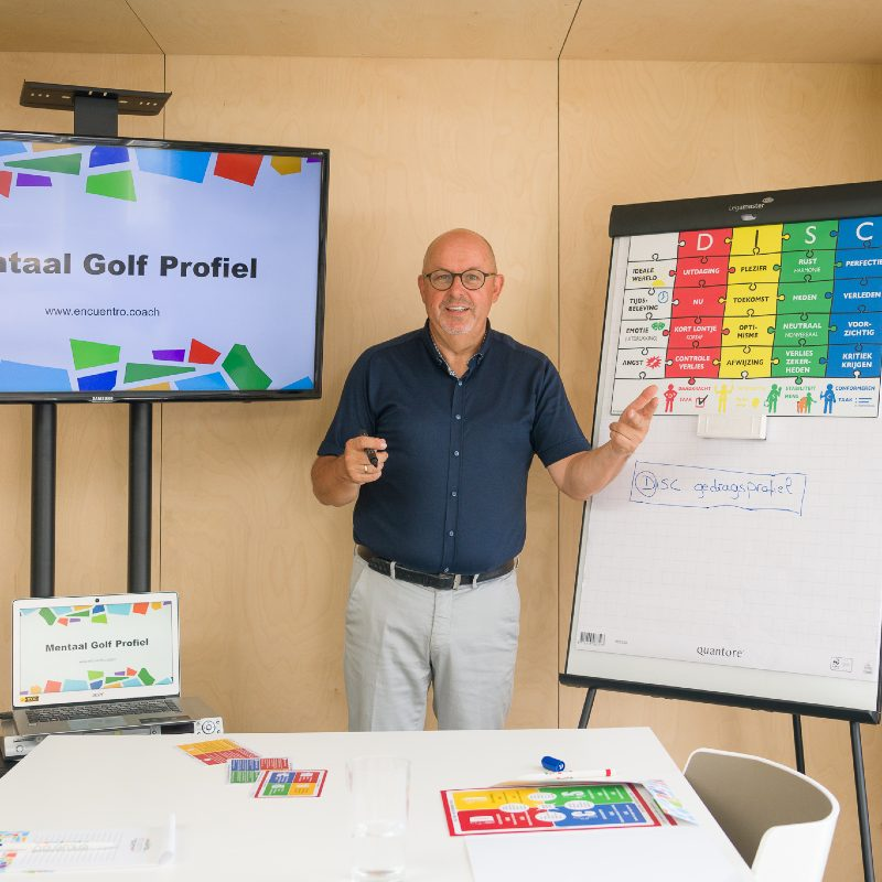 Encuentro - disc-model - voor golfers